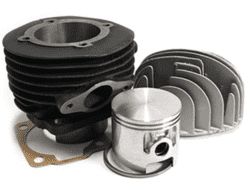 Cylinderkit DR Racing Parts 55mm 102cc