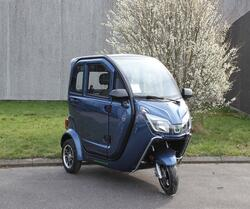 Kabinscooter Bach Delux 26 - Mocca