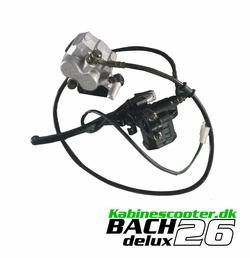 Komplet frontbremse Bach Kabinescooter G4 100060262