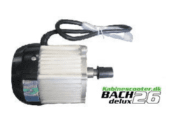 Motor 60V 1000W Bach Kabinescooter G4