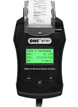 DHC BT797 Batteritester