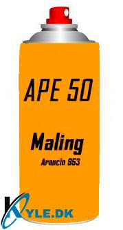 Spray Maling til APE 50