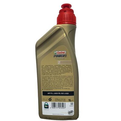 Castrol Power1 Racing 2T (TTS) - 1 ltr